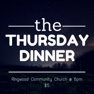 Thursday night dinners-2