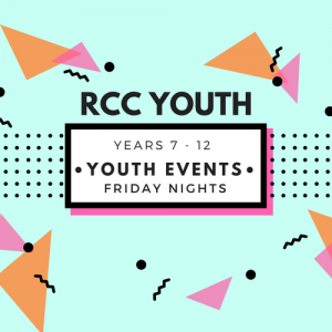 Youth Event logo image